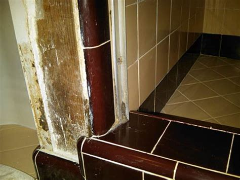 marsha saves tile bathroom with help from b w