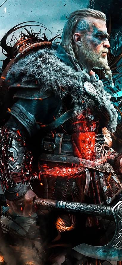 Valhalla Creed Assassin Wallpapers 4k Viking Clan