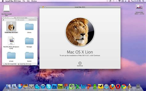 Tema Mac Os X Lion For Windows Xp