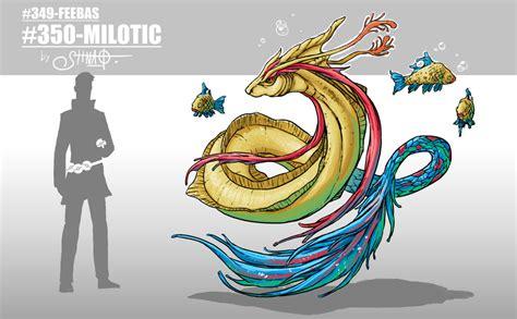 Milotic By Heri-shinato On Deviantart