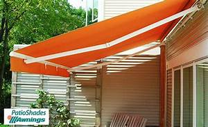 Retractable Awning Patio Backyard Regal Shades Awnings