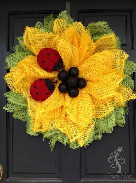 beautiful diy spring wreaths honeybear lane