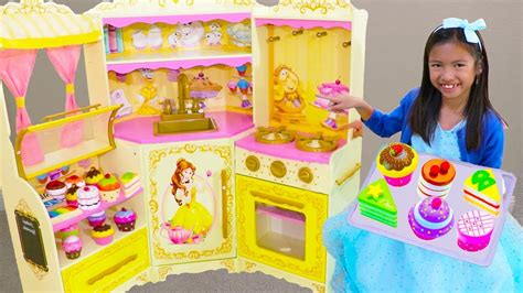 Wendy Pretend Play Baking Donuts & Cupcake Toys With