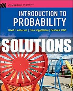 Only  22 Solutions Manual For Introduction To Probability