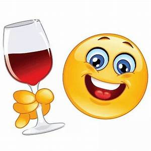 Wine drink Smiley - www.facebook.compagesGreat-Jokes-Funny ...