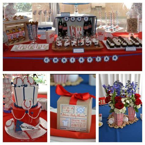 Baby Shower Baseball Theme Decorations - baseball themed baby shower baby shower ideas