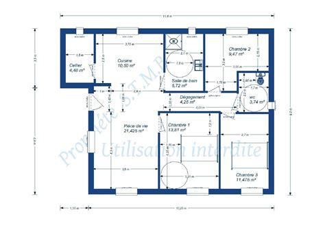 maison 2 chambres charmant plan maison 2 chambres ravizh com