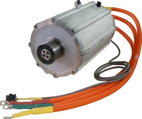 price high performance electric car conversion kit  phase electric car  ac motor kw