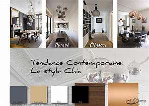 moodboard deco planche d39ambiance tendance With decoration interieure contemporaine tendance conseils