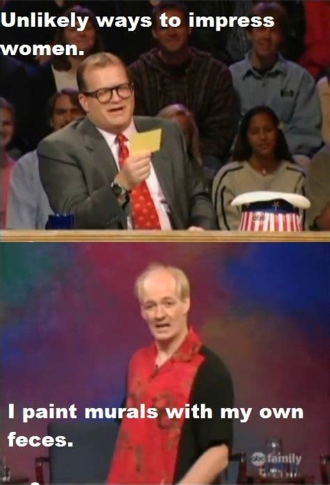 Whose Line Is It Anyway Meme - image 509014 whose line is it anyway know your meme