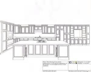 sle kitchen designs interior elevations kitchen elevation perspective sketch