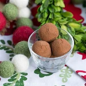 Caramel Filled Chocolate Truffles | truffle recipe