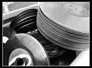 Art project what to do with old records kqed pop kqed for Fourth floor records