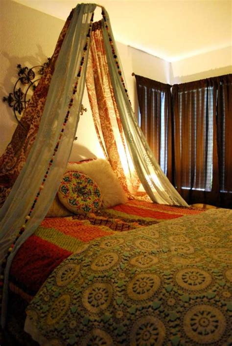 canopy bed curtain 20 magical diy bed canopy ideas will you