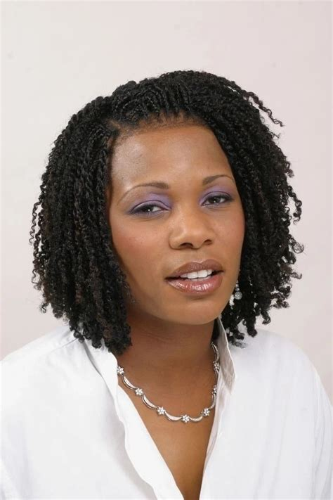 cute kinky twist hairstyles  short hair tukocoke