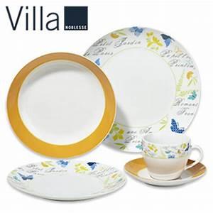 Geschirr Villa Noblesse : kaffee set von real ansehen ~ Markanthonyermac.com Haus und Dekorationen