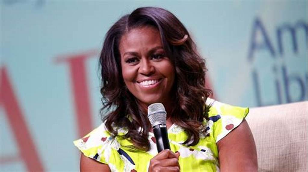 #Michelle #Obama #Announces #'Becoming' #10