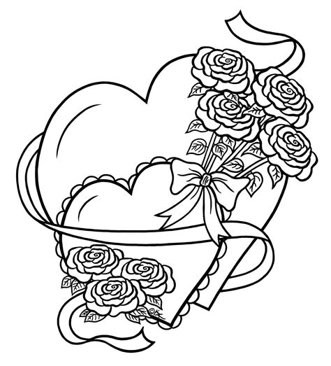 Hoontoidly Rose Love Drawing Images