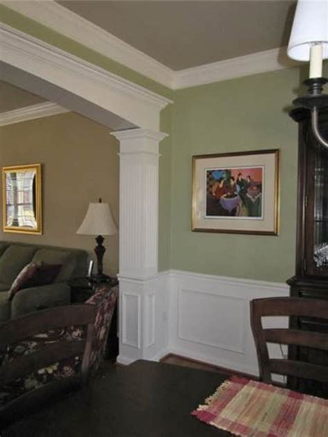 custom millwork cased opening archway mitre contracting