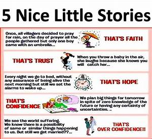 5 Nice Little Stories Inspirational Motivational