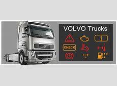 VOLVO Trucks Dashboard Warning Lights + Symbols Explained