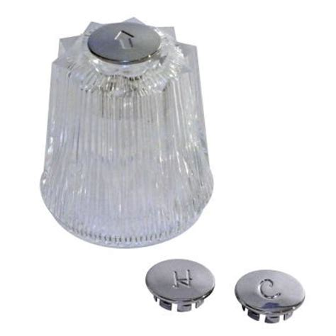 shower knobs home depot danco replacement faucet handle for price pfister in clear
