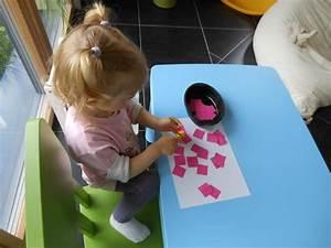 Activites Enfant 2 Ans : premi re activit collage bout de chou en veil ~ Melissatoandfro.com Idées de Décoration
