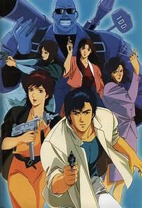 L'intégrale de l'anime City Hunter (Nicky Larson) diffusée ...