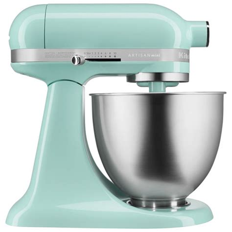 Kitchenaid Artisan Mini Stand Mixer  35qt  Ice Blue