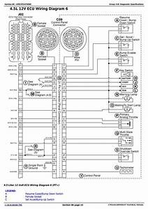 Wiring Manual Pdf  12 Volt John Deere Wiring Diagram