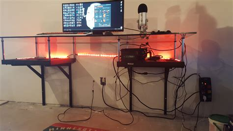 desk with cable management desk cable management mariaalcocer
