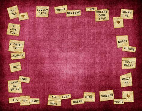 real secret words  love