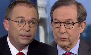 [VIDEO] Wallace Pokes Mulvaney; Well Connected Republican ...