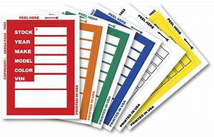 Kar kare auto dealer sales supplies and products for Kitchen colors with white cabinets with remove dealer sticker from car