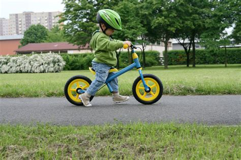 Kids Can't Fly With Training Wheels