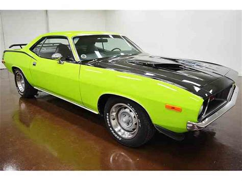 Classifieds For Classic Plymouth Barracuda
