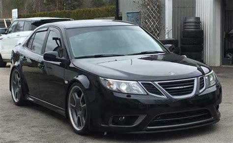 """Saab 9-3 Turbo X """"maptun Black Turbo"""""""