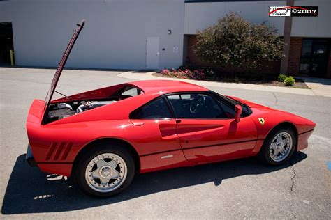 Nthimage - Ferrari 288 GTO Wallpapers