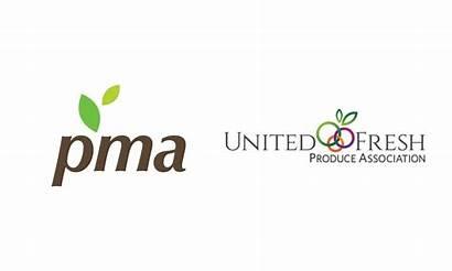 Fresh United Pma Produce Association Logos Charter