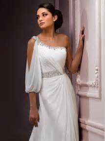 grecian style wedding dress getting married on skopelos in a grecian wedding gown weddings