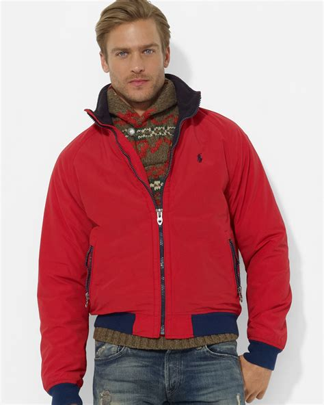 ralph polo portage jacket in for lyst