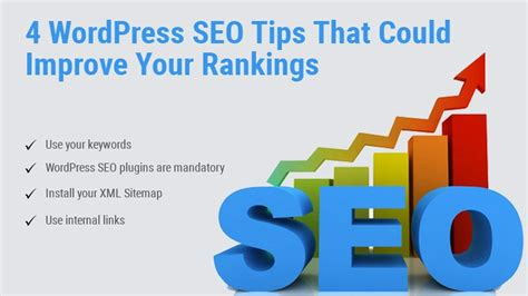 Seo Tips That Could Improve Your Rankings