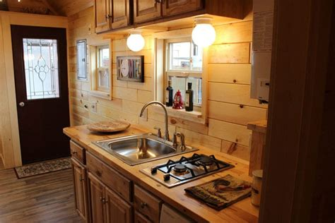 tiny house kitchen designs  love