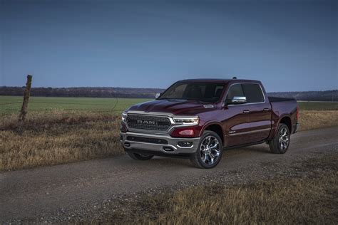 New, 2019 Ram 1500 Debuts With Massive Touchscreen, Hybrid