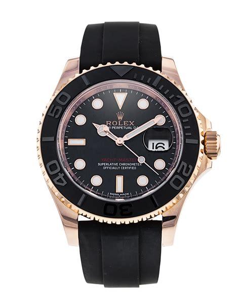 Rolex Yacht-Master 116655 Watch | Watchfinder & Co.