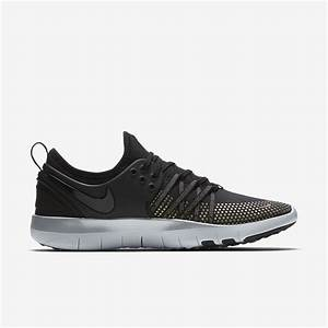 Nike Womens Move Fit Running Training Shoes Black White