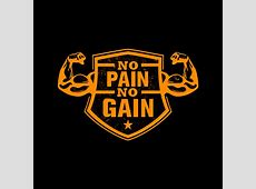 No Pain No Gain FunaticTees