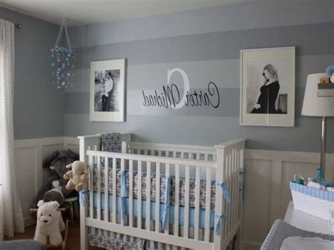 baby boy nursery room decoration ideas fooz
