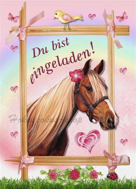 einladung pferd vorlage kostenloseinladung pferd vorlage