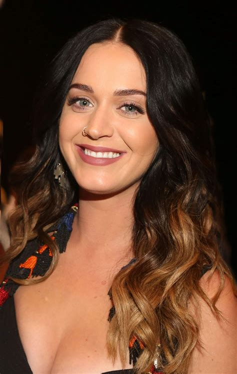 Katy Perry At Broadway's Finding Neverland in New York ...